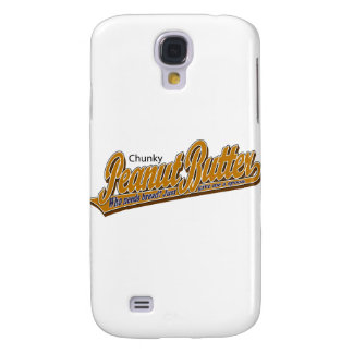 Chunky Peanut Butter Samsung Galaxy S4 Cover