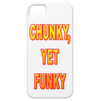 Chunky, yet Funky iPhone 5 Cover