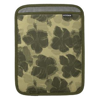 Chun's Reef Hawaiian Hibiscus iPad Case Sleeves For iPads