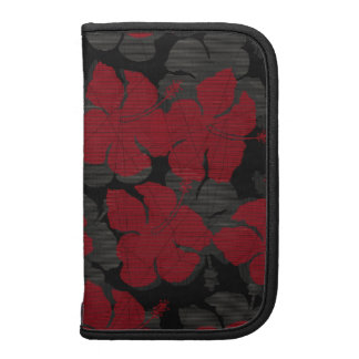 Chun's Reef Hawaiian Hibiscus Rickshaw Folio Organizers