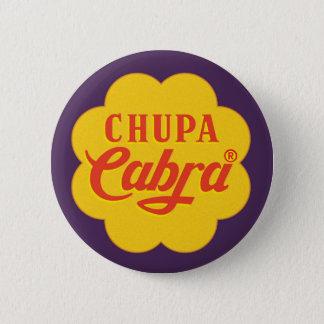 Chupa Cabra Pinback Button