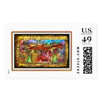 Chupa Postage Stamps