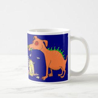 chupa, The Chupacabras, well known for its bloo... Coffee Mug