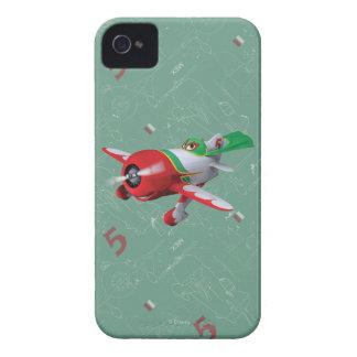 Chupacabra 1 del EL Case-Mate iPhone 4 Cobertura