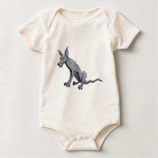 Chupacabra Baby Bodysuit
