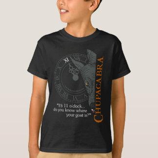 Chupacabra Basic black kids t-shirt