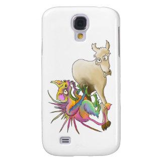 Chupacabra (Cabra-lechón) Funda Samsung S4