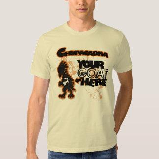 Chupacabra Camisas