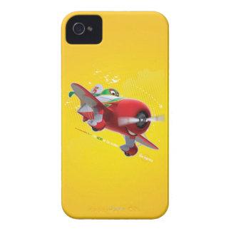 Chupacabra del EL - el héroe de la gente iPhone 4 Case-Mate Protector