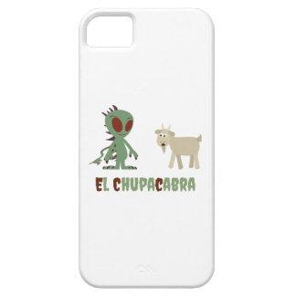 Chupacabra del EL iPhone 5 Case-Mate Carcasas