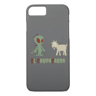 Chupacabra del EL Funda iPhone 7