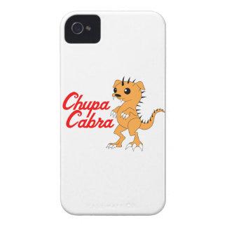 Chupacabra iPhone 4 Case-Mate Carcasas