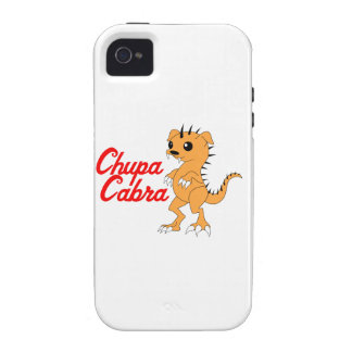 Chupacabra Case-Mate iPhone 4 Funda