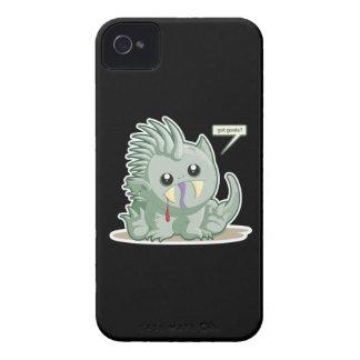 Chupacabra iPhone 4 Carcasas