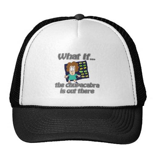 chupacabra gorra