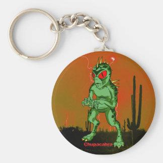 Chupacabra Keychain
