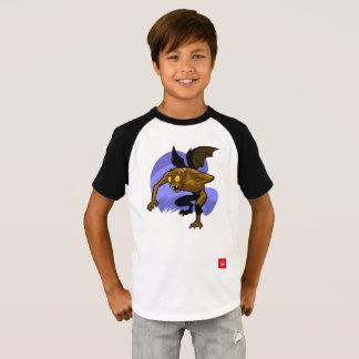 CHUPACABRA -Kids' Short Sleeve Raglan T-Shirt