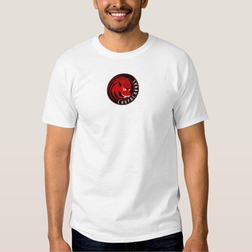 Chupacabra logo tshirts