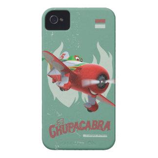 Chupacabra No.5 del EL iPhone 4 Case-Mate Fundas