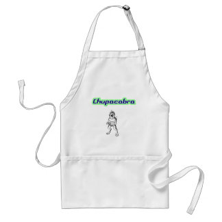Chupacabra (Sketch) Adult Apron