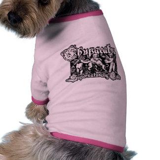 Chupacabra: Supernaturally Cute! Pet Tee Shirt
