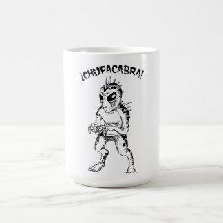 ¡Chupacabra! Taza Clásica
