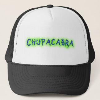 Chupacabra Text Trucker Hat