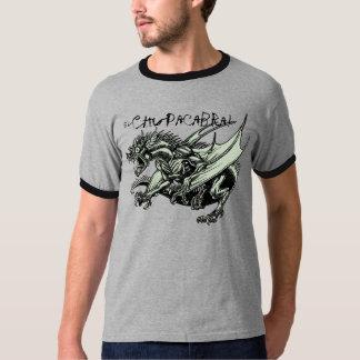 Chupacabra the Goat-Sucker - Green-Gray Hide T-Shirt