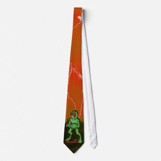 Chupacabra Tie