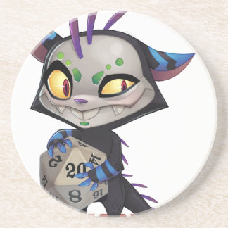 ChupacabraCon 2014 Logo Coaster
