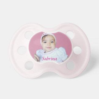 chupeta personalized pacifier