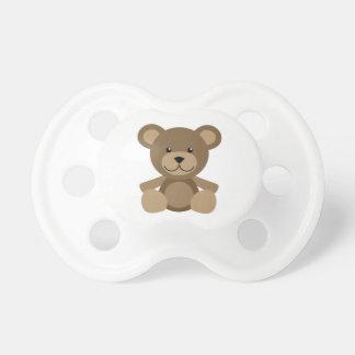 Chupete oso chupetes de bebé