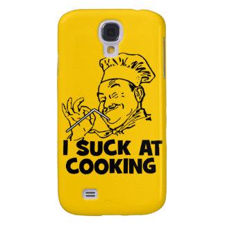 Chupo en cocinar