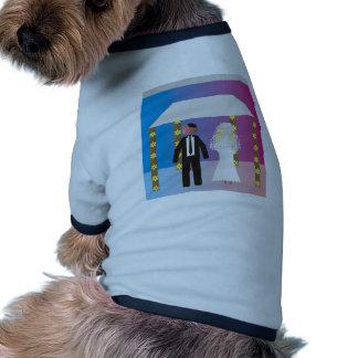 Chuppa Camiseta Con Mangas Para Perro