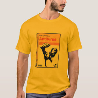 Chuq Norton Anti Virus T-Shirt