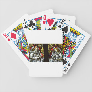 church-7496 bicycle playing cards