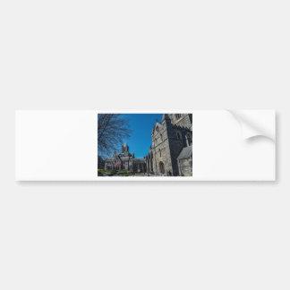 church-800 bumper sticker