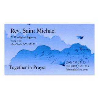Church Administration Cards Business Card Templates