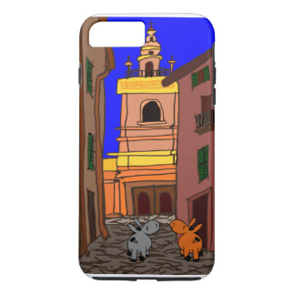 church and donkeys iPhone 8 plus/7 plus case