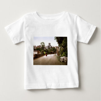Church and old town Royat Auvergne France T-shirt