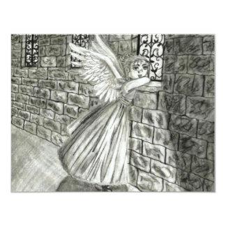 Church Angel Card