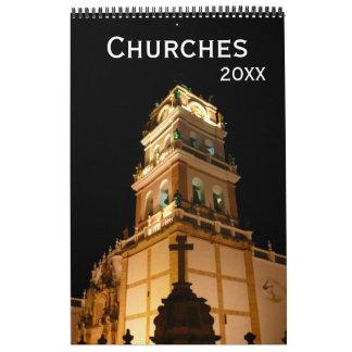 church architecture calendar