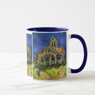 Church at Auvers Van Gogh Fine Art Mug