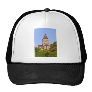 Church at Château-Gontier in France Hats