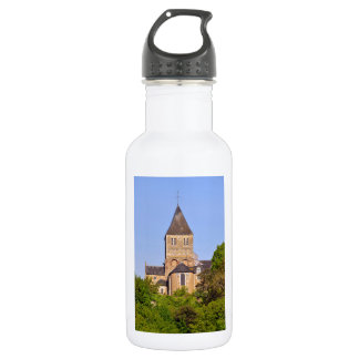 Church at Château-Gontier in France Stainless Steel Water Bottle