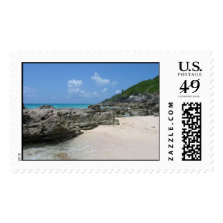 Church Bay, Bermuda Stamp