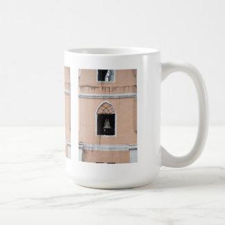 Church bell coffee mug