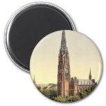 Church, Bremerhafen, Hanover (i.e. Hannover), Germ Fridge Magnet