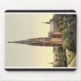 Church, Bremerhafen, Hanover (i.e. Hannover), Germ Mouse Pad