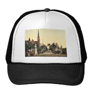 Church Bridge, Breslau, Silesia, Germany (i.e., Wr Trucker Hat